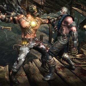 Дата выхода Mortal Kombat X