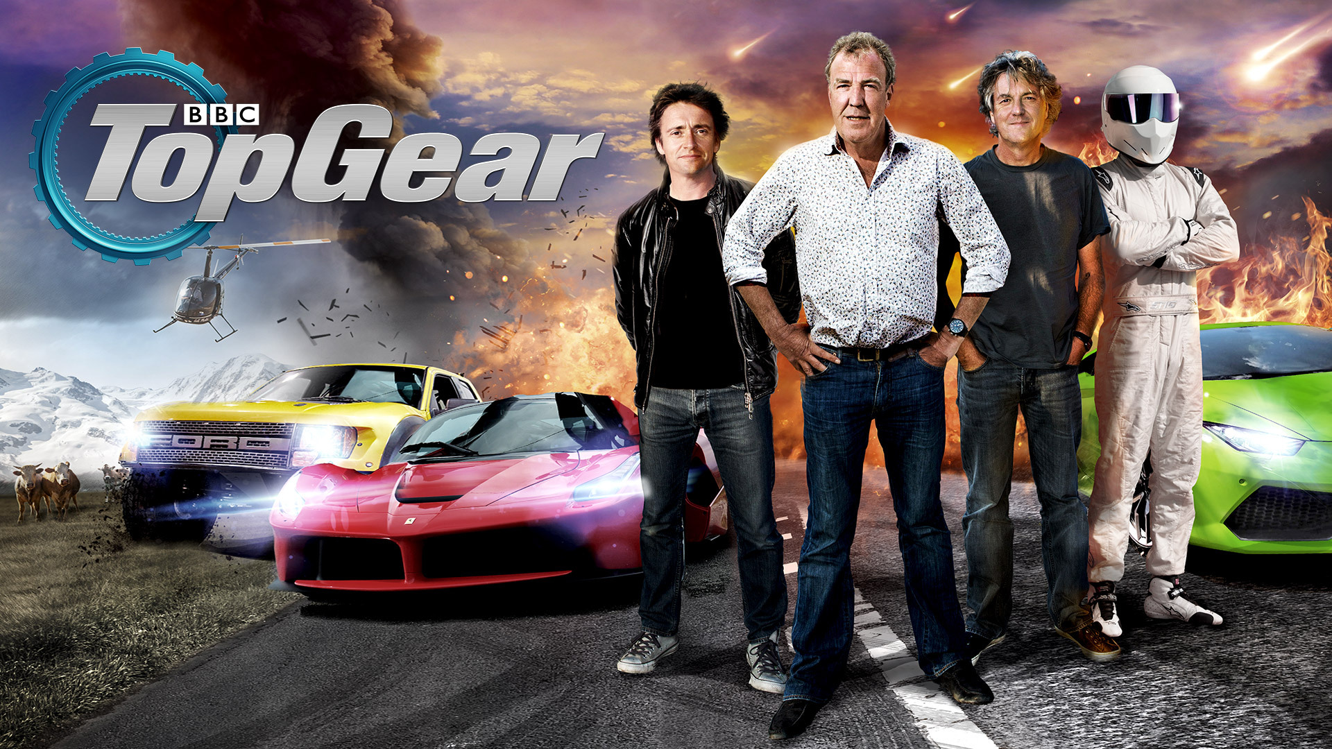 Дата выхода Top Gear 22 сезон