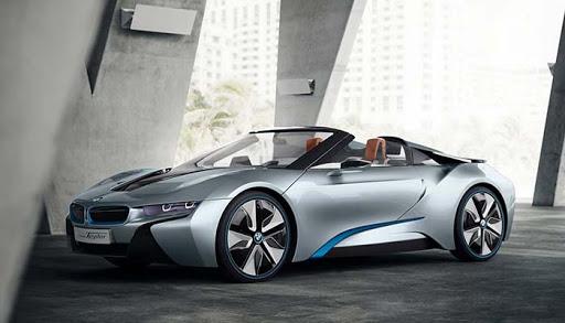 Дата выхода BMW i8 Spyder