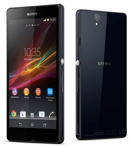 Дата выхода Sony Xperia Z2