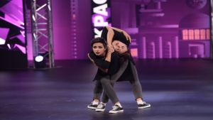 Дата выхода Новые танцы  1 серия