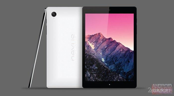 Дата выхода Nexus 8