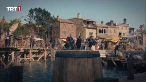 Дата выхода Барбароссы. Меч Средиземноморья   4 серия на русском языке смотреть онлайн