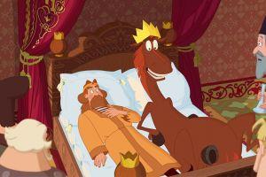 Три богатыря и конь на троне (2021) смотреть онлайн в хорошем качестве